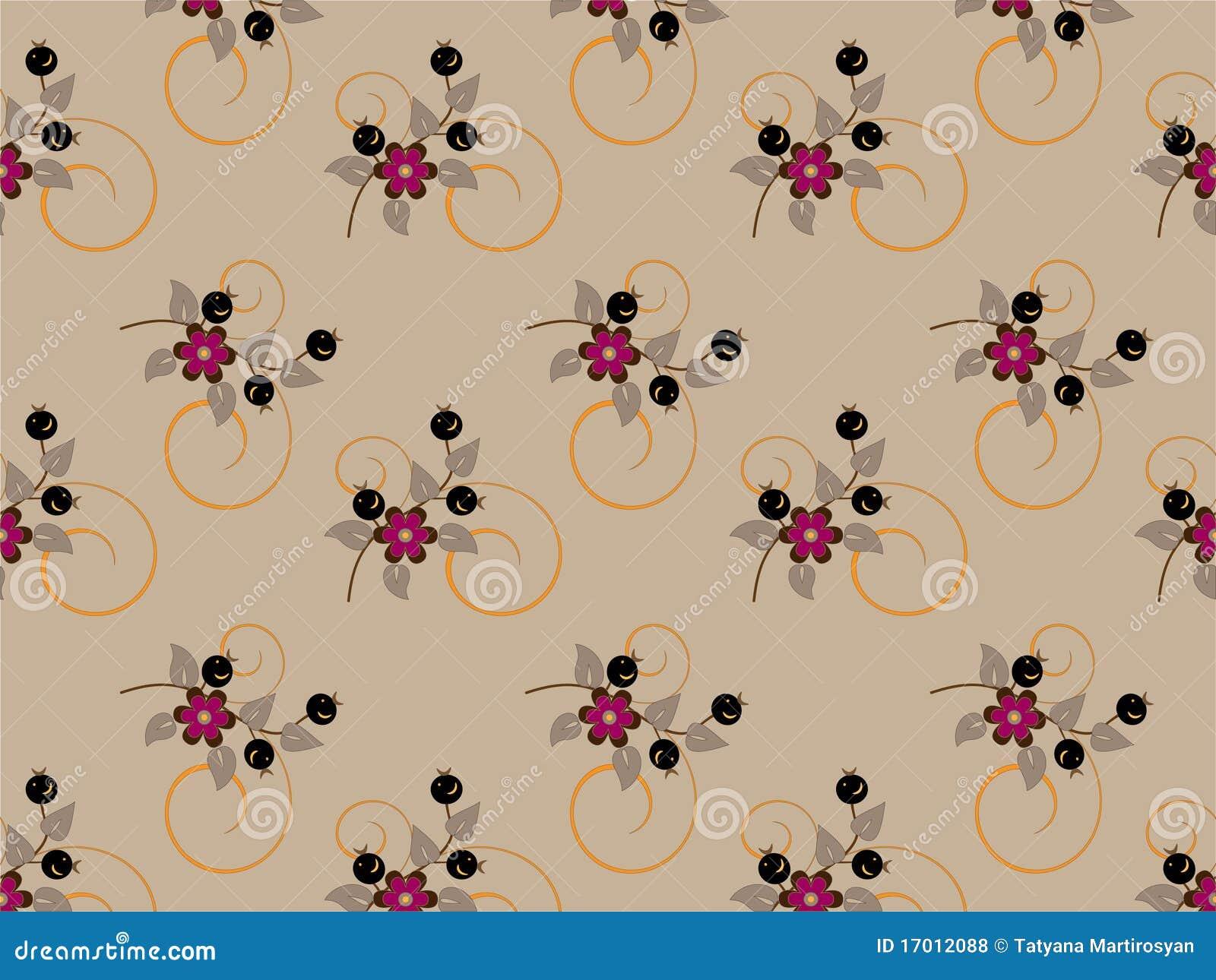 Tła wiązki delikatna kwiatów tapeta