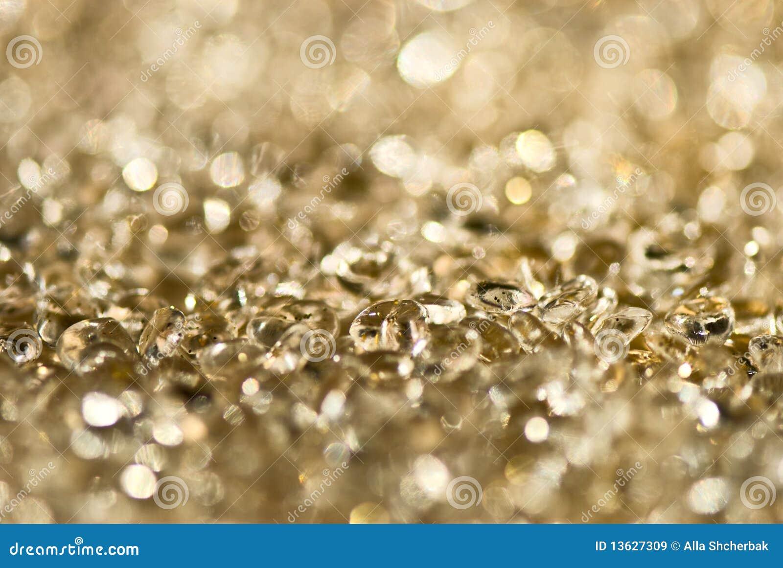 Tła złoto