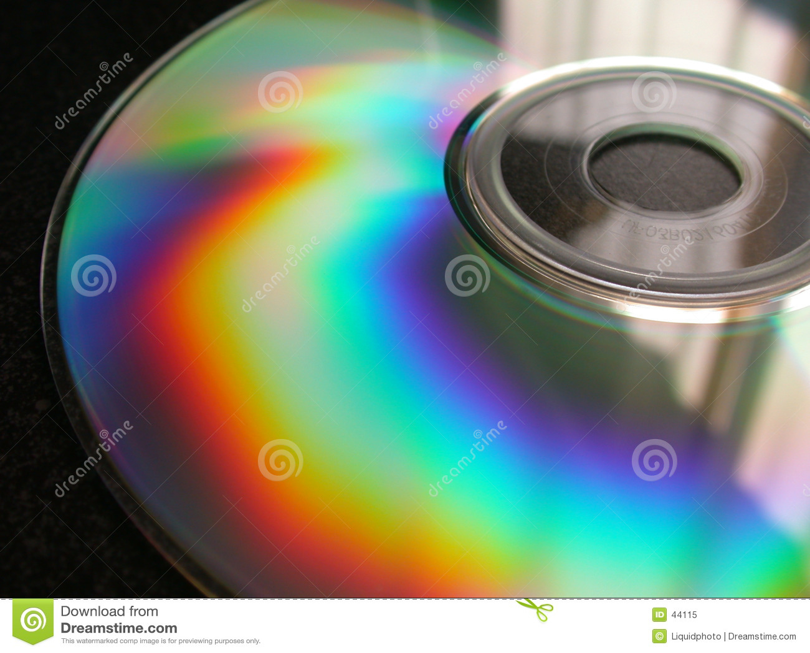 Tło cd rom