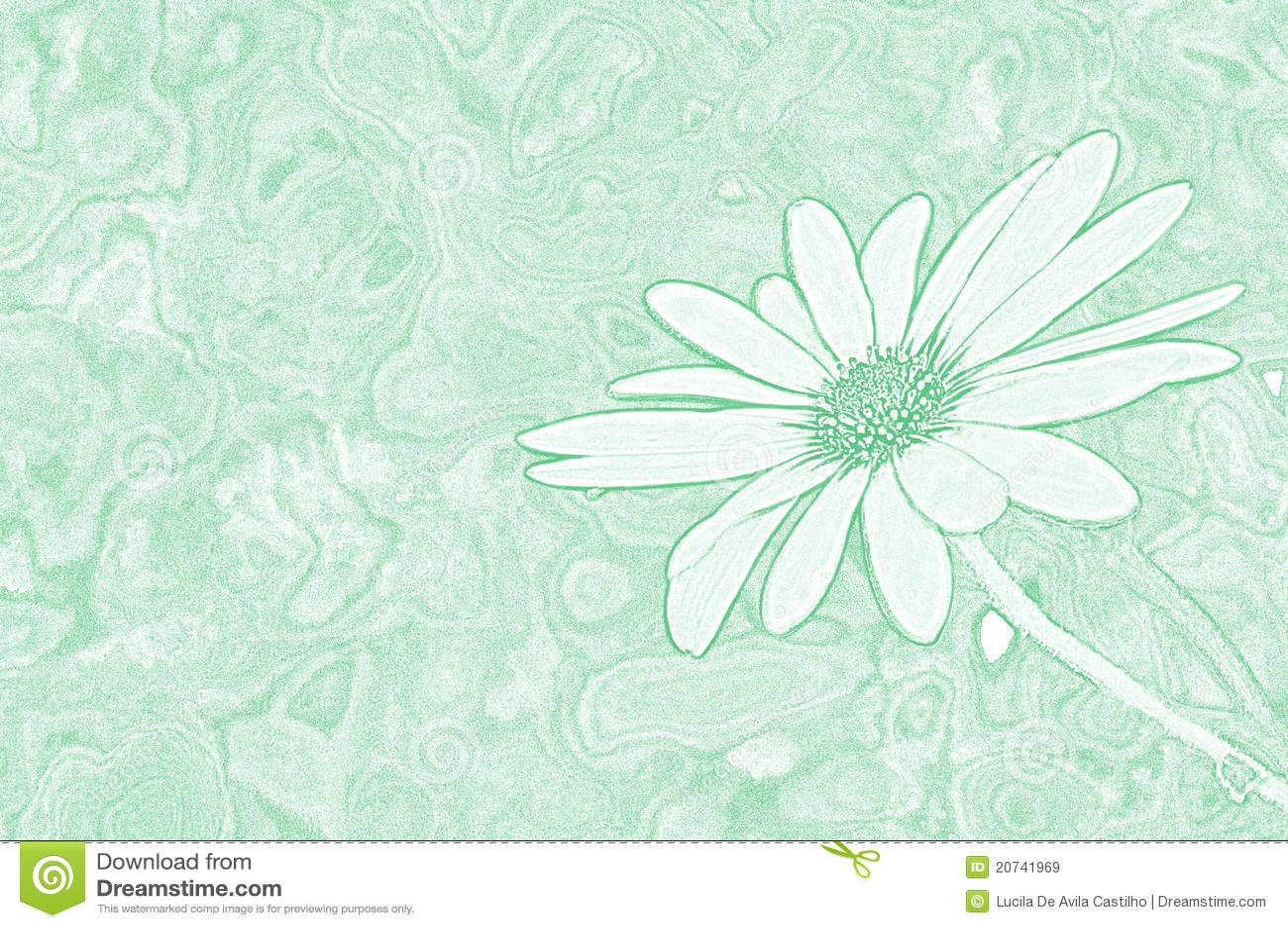 Tło kwiat