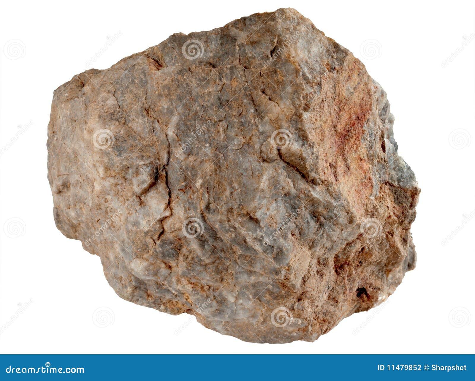 Tło odizolowywający ampuły skały kamienia biel