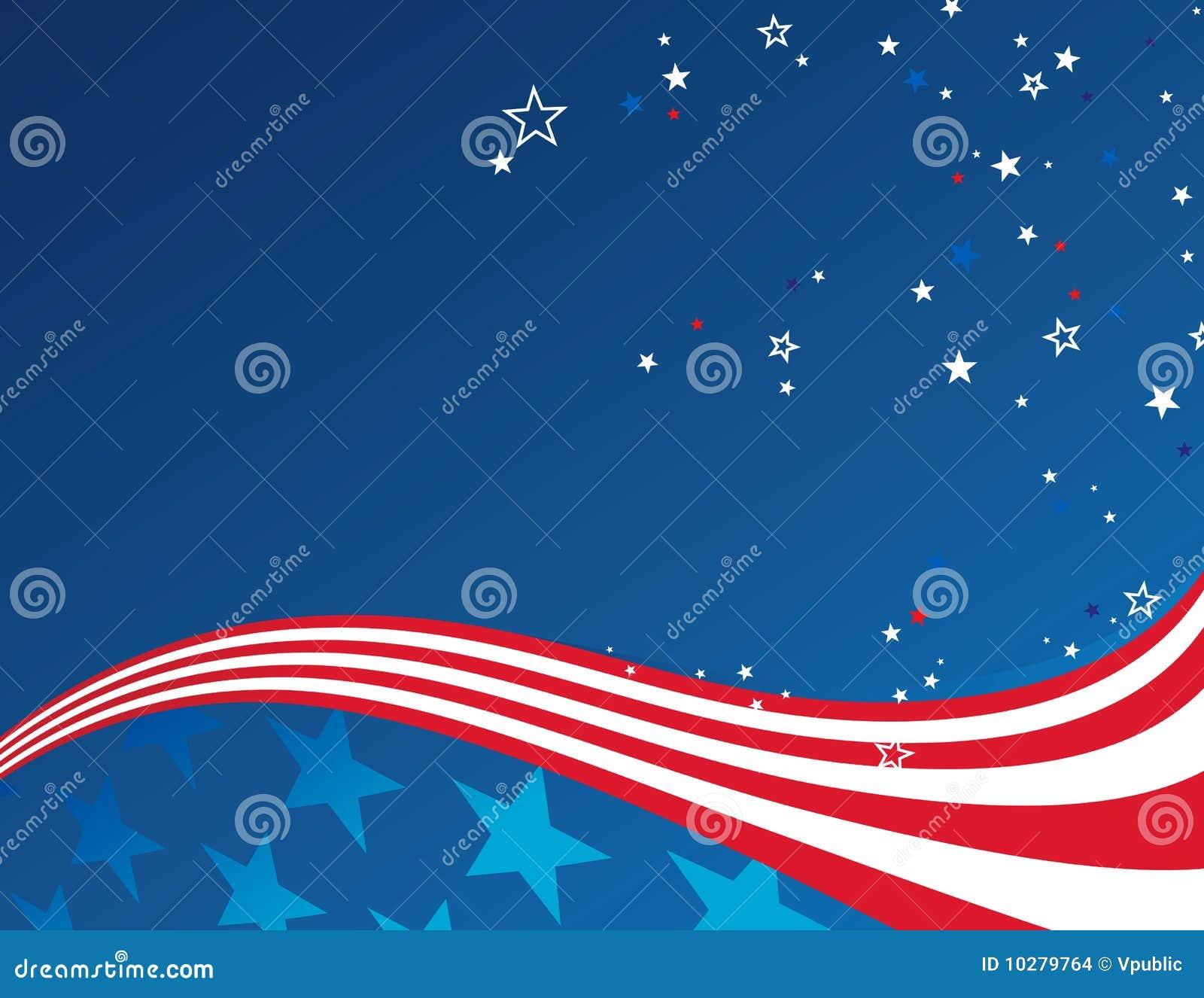 Tło patriotyczny