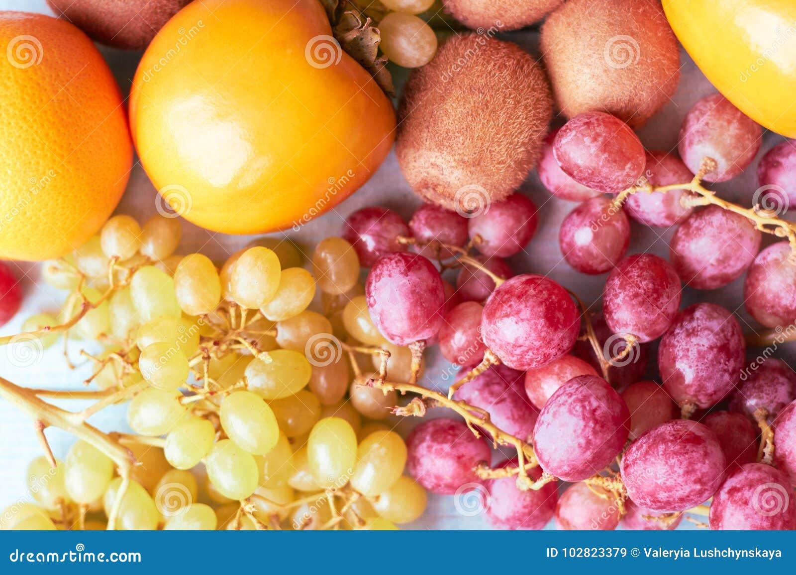Tło soczyste owoc