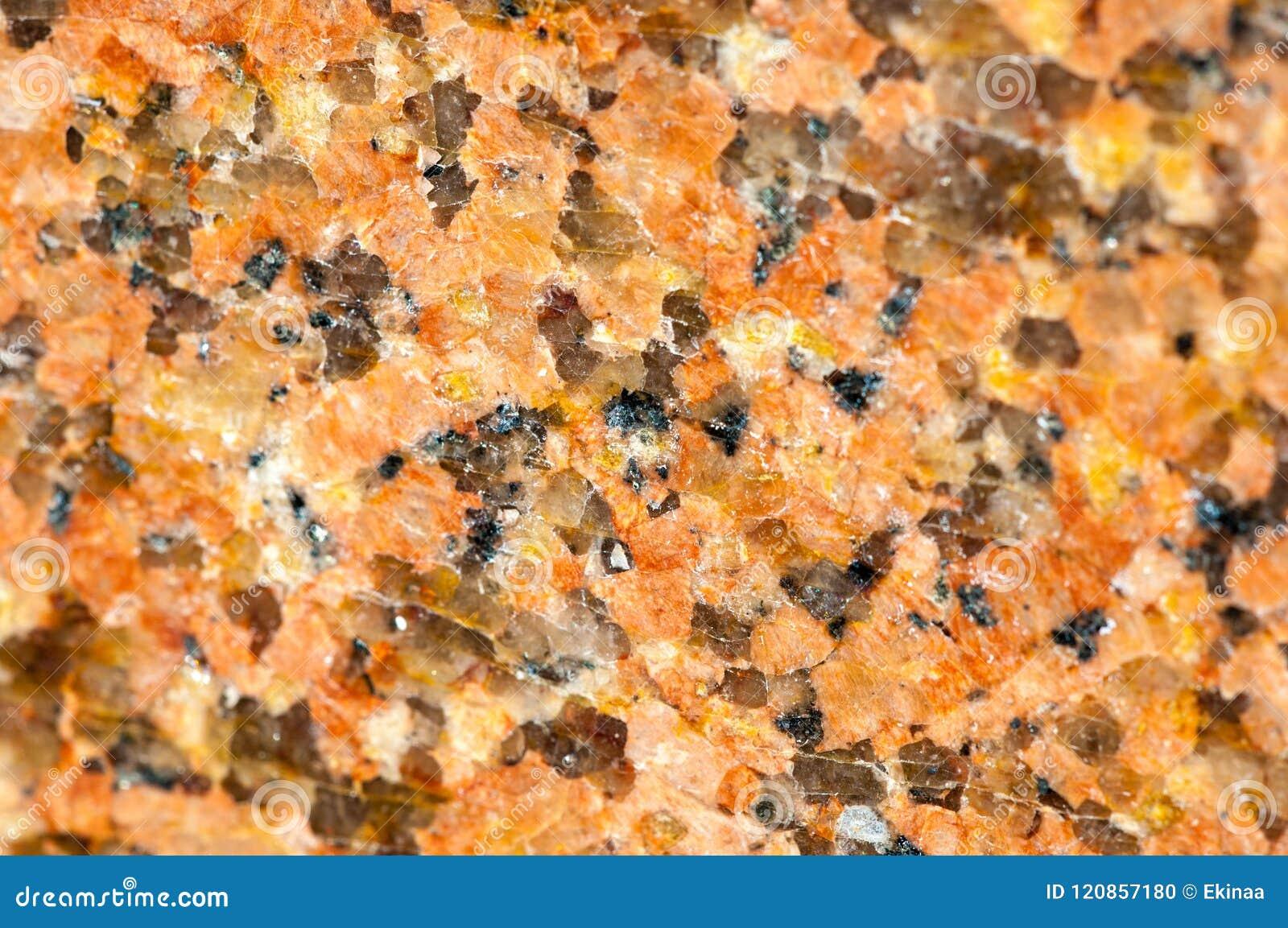 Tło tekstury Makro- zakończenie up Kamień granuluje wykończeniowego polityka