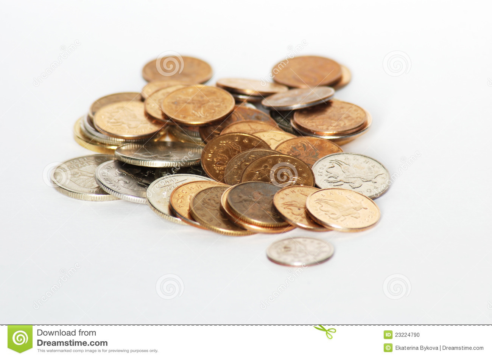 Tło ukuwać nazwę pieniądze złotego biel