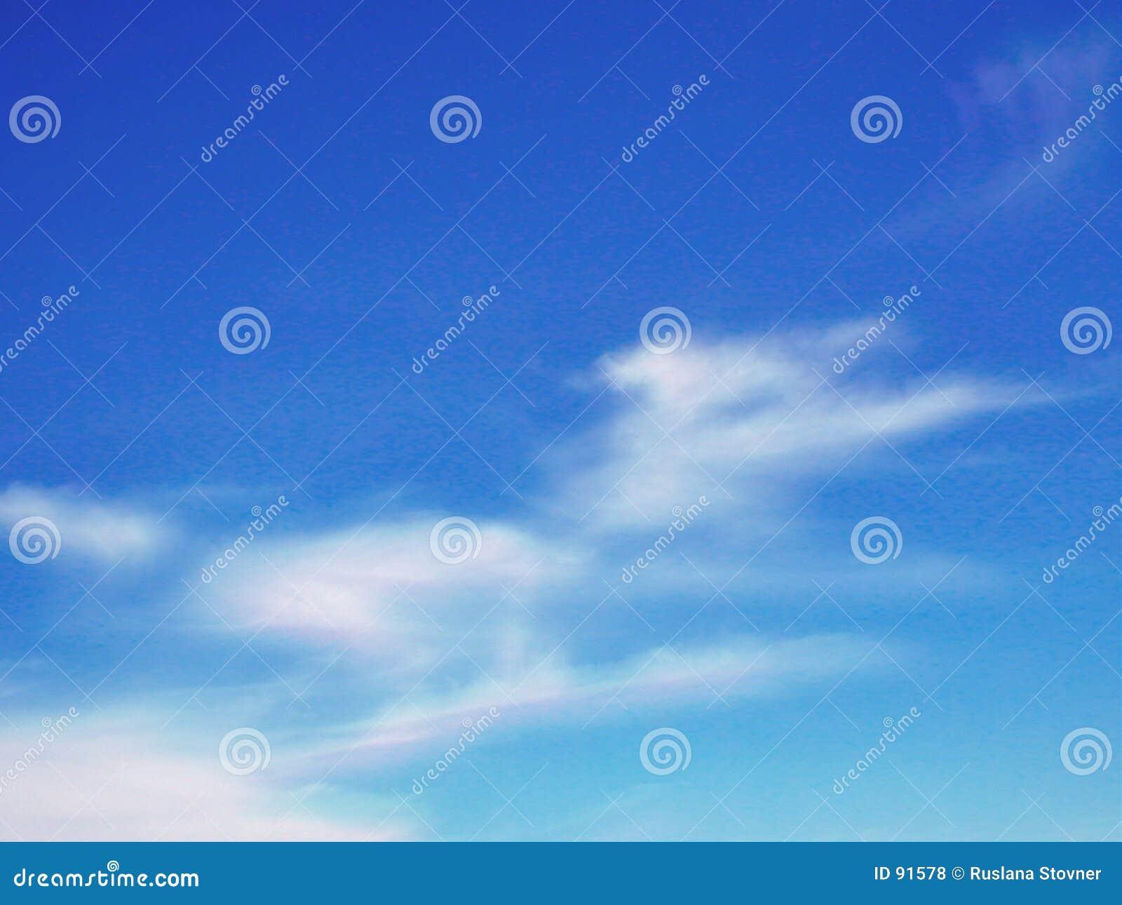 Tło wyraźnie dni niebo