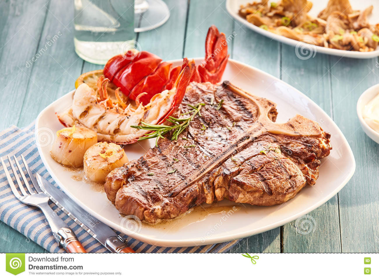Lobster Steak Royalty-Free Stock Photo | CartoonDealer.com #89510607