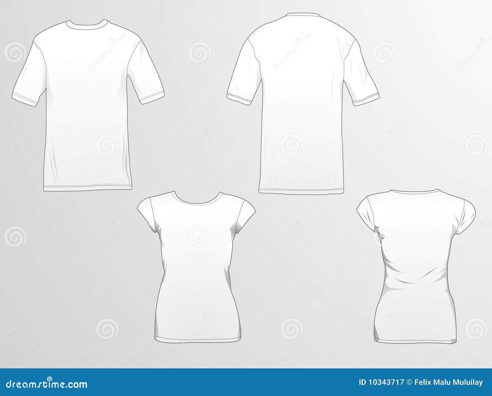 T koszulowi szablony