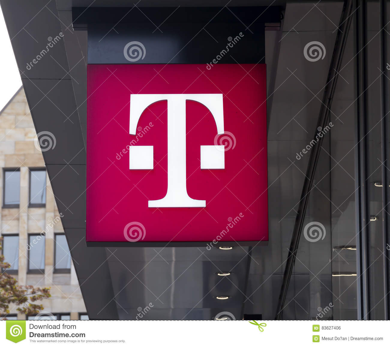 T Mobile Editorial Photo Image Of Headquarter Europe 83627406