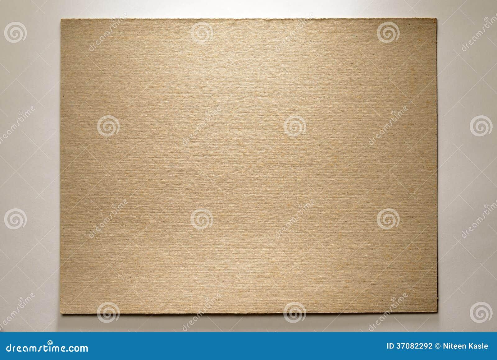 Download Tło kartonu papier zdjęcie stock. Obraz złożonej z materiał - 37082292