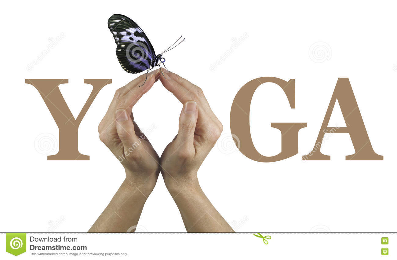T offrant le yoga