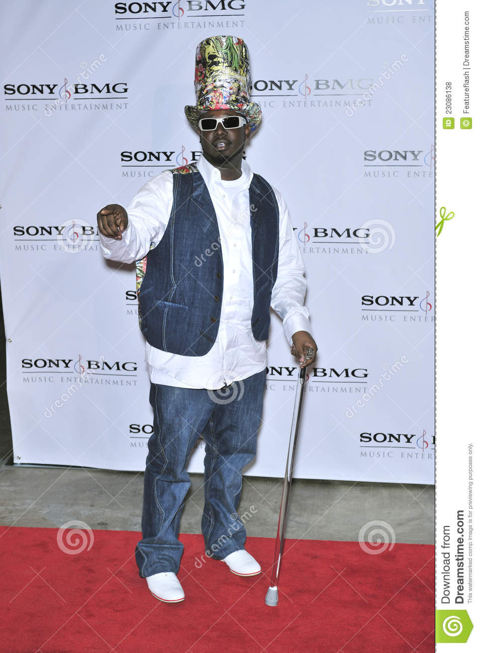 T-Pain editorial stock photo  Image of music, hills, picture - 23086138