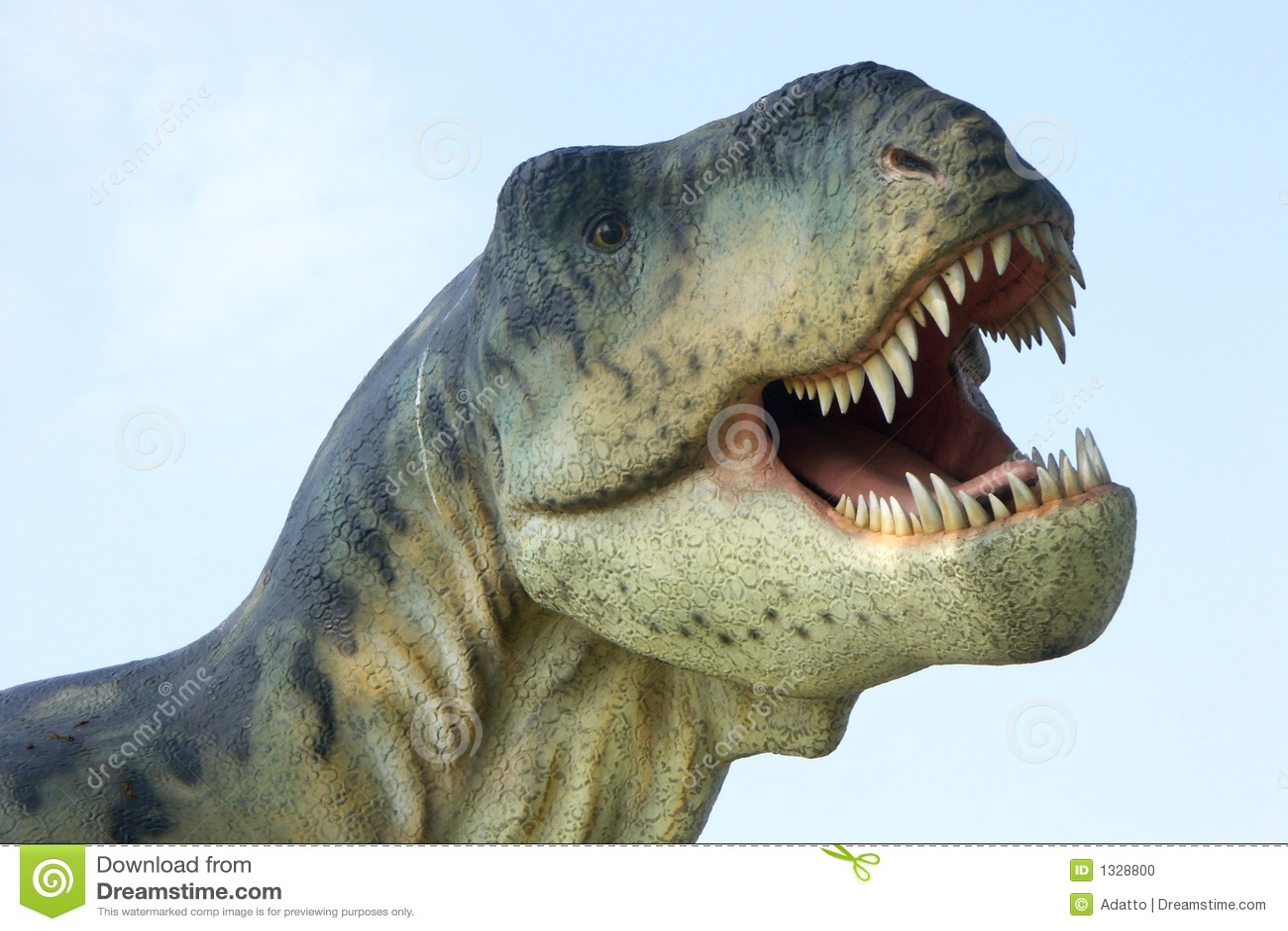 Stock Photo: T-Rex