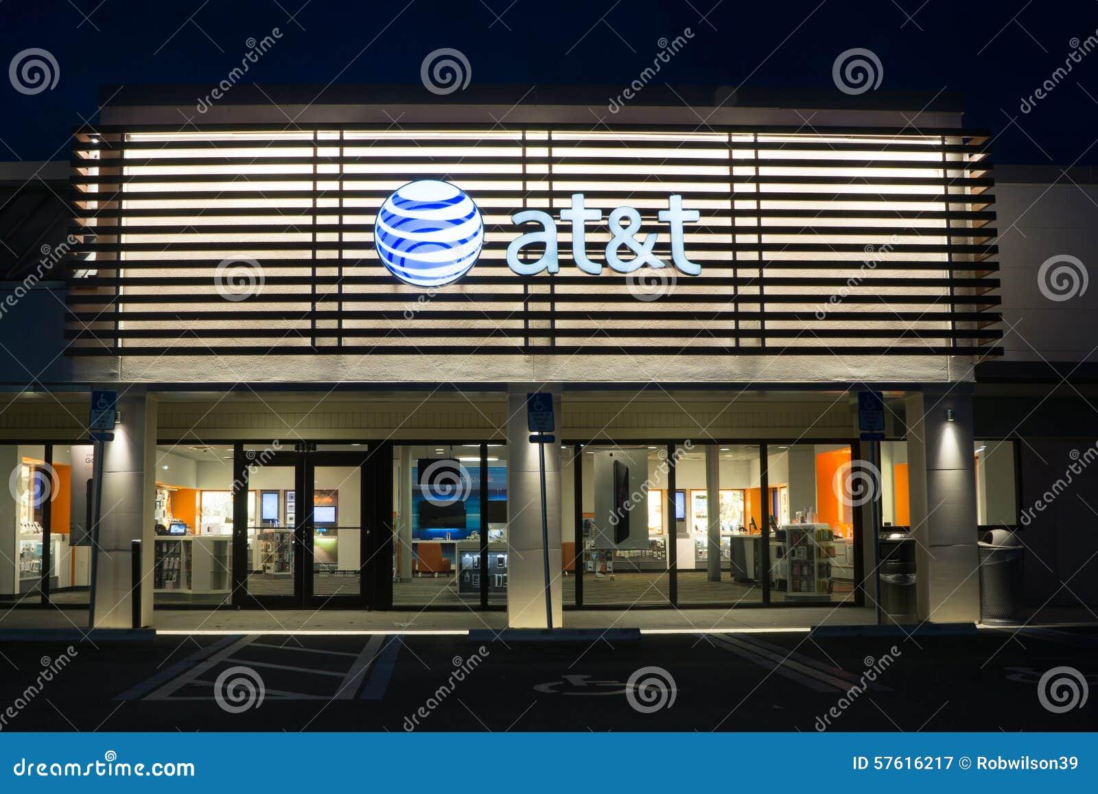 AT&T ruchliwość