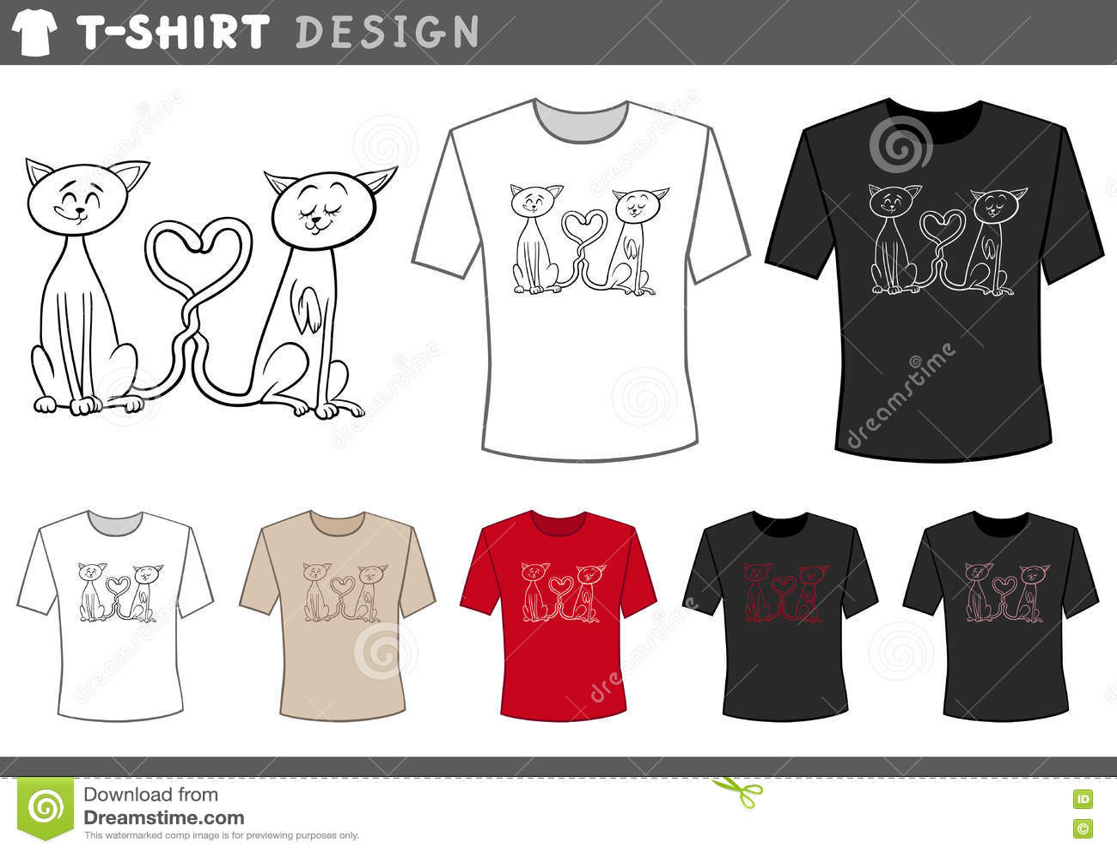ba7d3d716f Couple Shirt Design Free Download