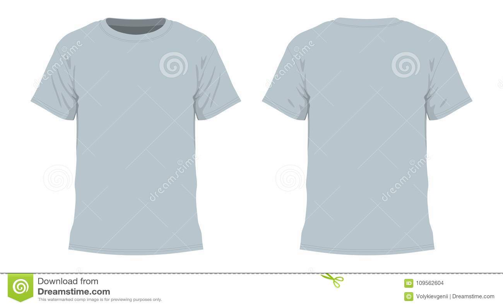 T-shirt cinzento
