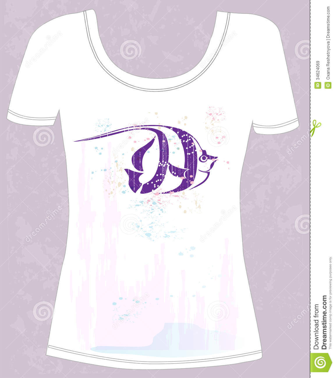 T shirt design stock vector image of natural printing for Stock t shirt designs