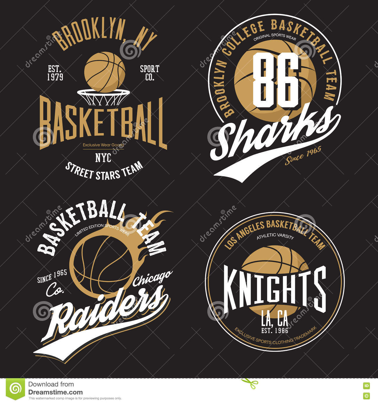T shirt design for basketball fans for usa new york for Basketball team shirt designs