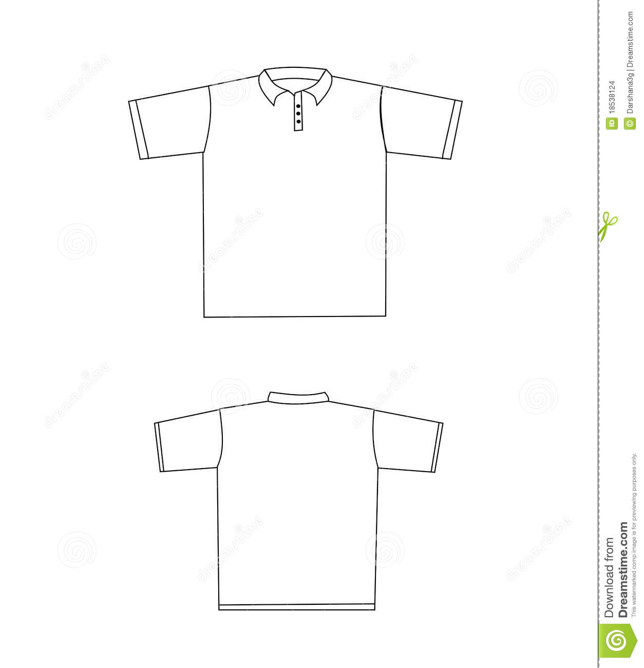 t shirt design template stock images image 18538124 polo shirt vector template free polo shirt vector template free