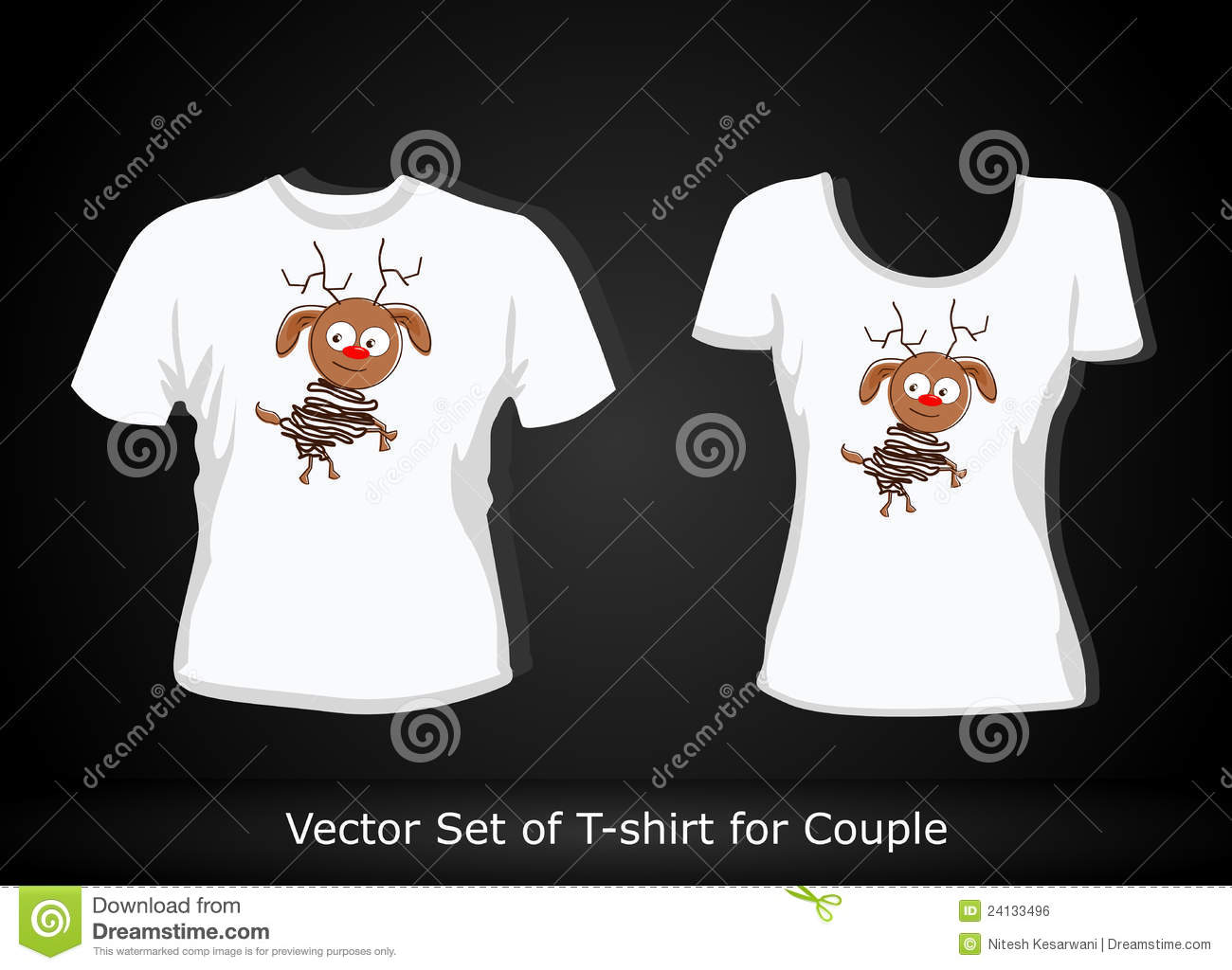 T shirt design template royalty free stock image image for How to copyright t shirt designs