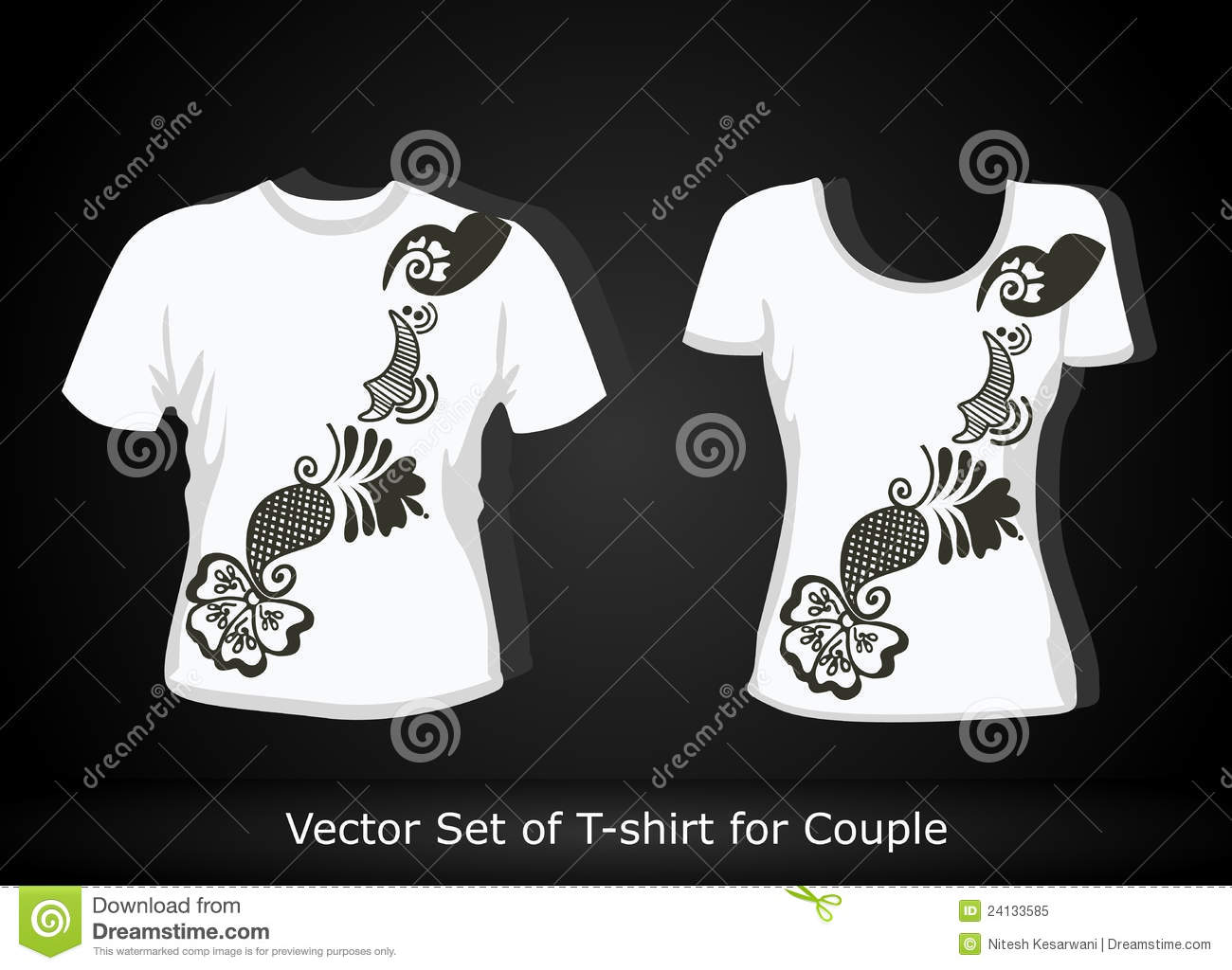 T shirt design template royalty free stock photo image for How to copyright t shirt designs