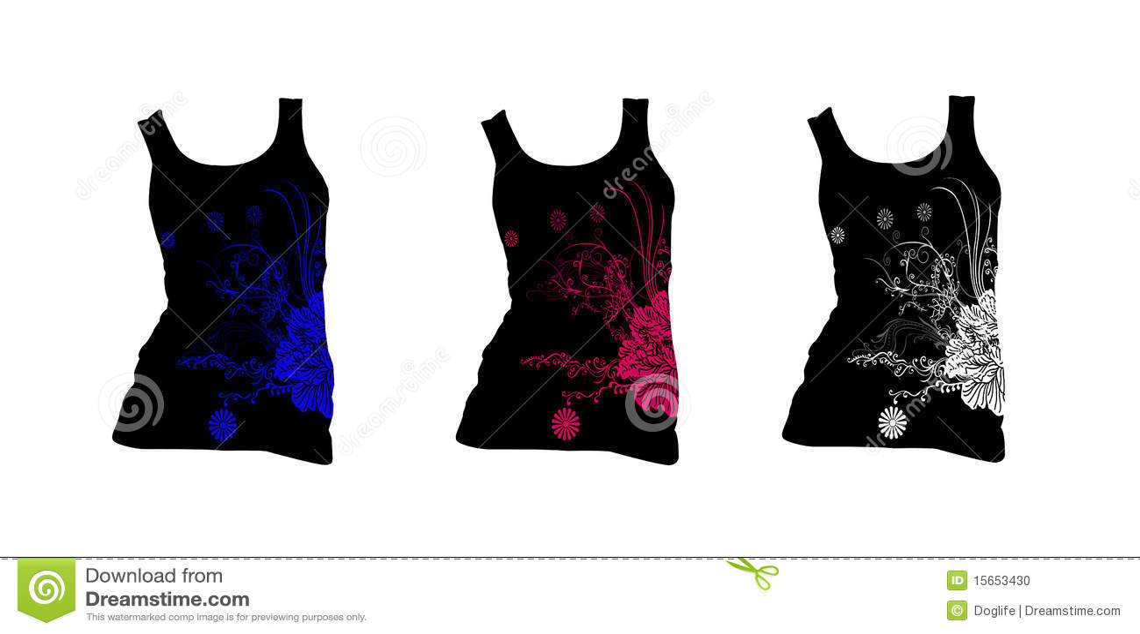 T shirt design vectors - Design Shirt T Vector