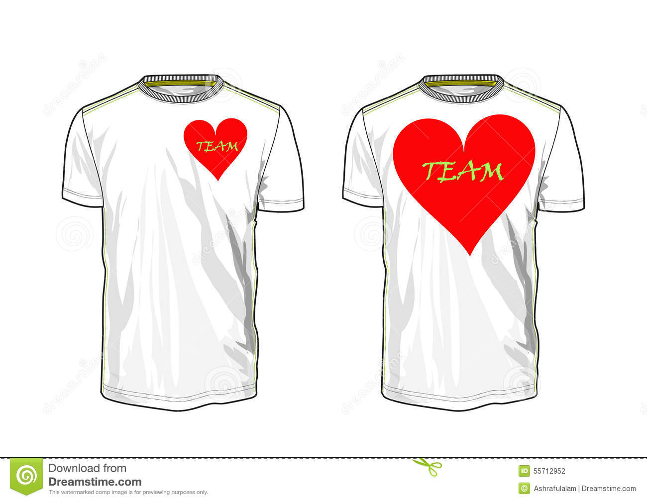 Heart design t shirt - Background Concept Design Heart Love Shirt