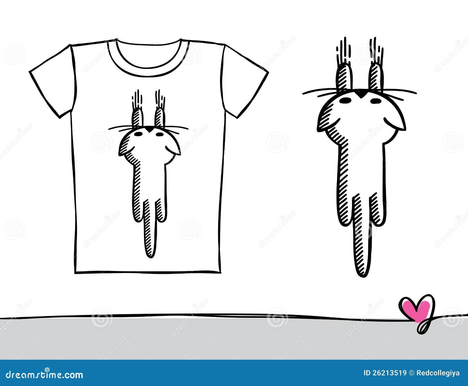 Рисунок на футболке гуашью своими руками