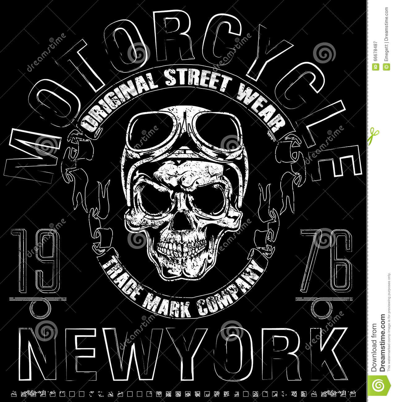 Design t shirt skull - Design T Shirt Skull T Shirt Skull Motorcycle Graphic Design