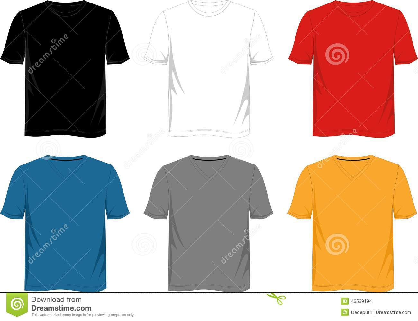 Black t shirt template - Black Gray Red Shirt Template