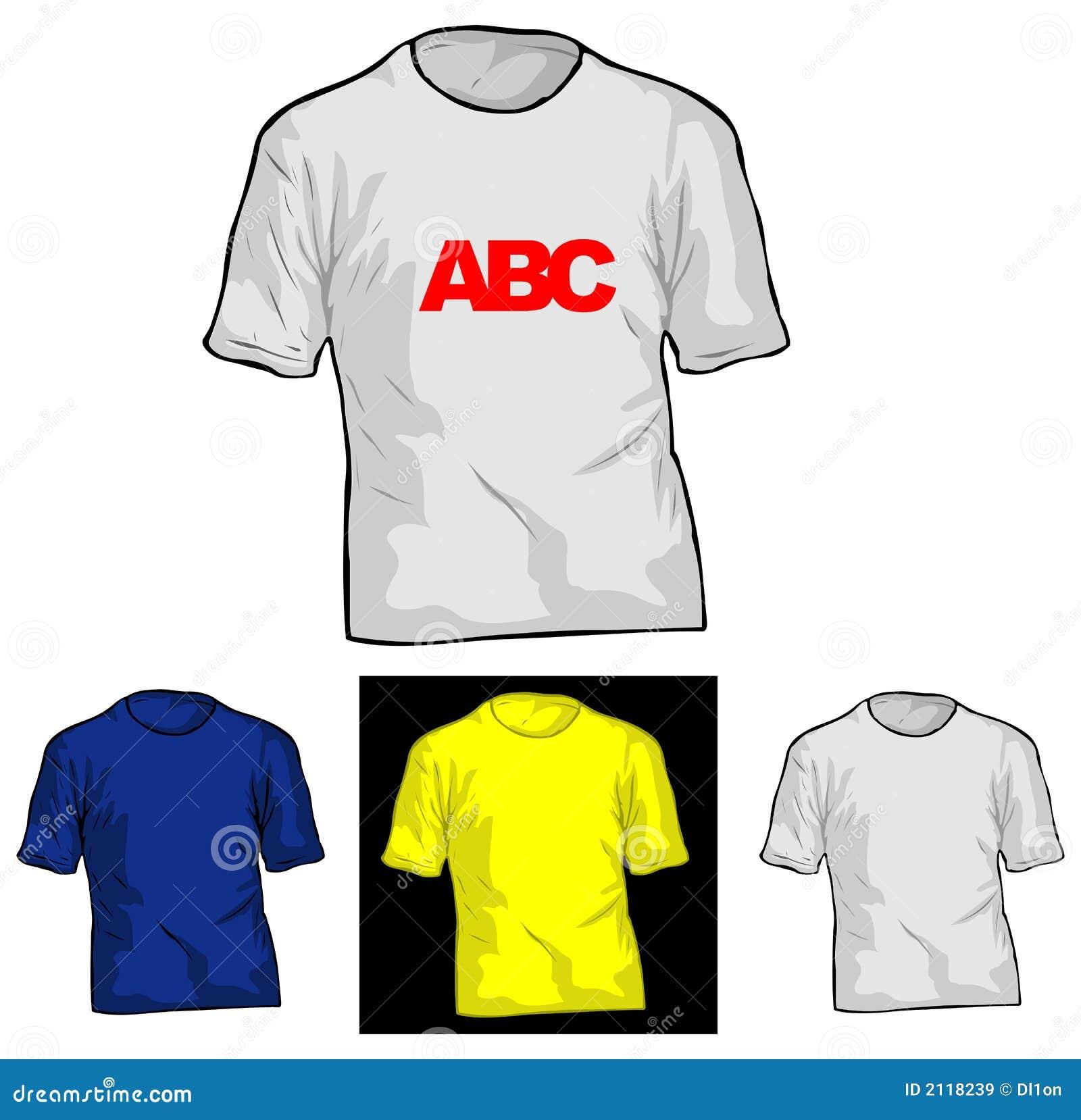 T-shirt Templation.
