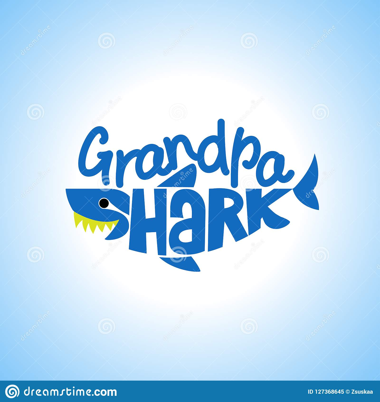 T-shirts de Doo Doo Doo de requin de grand-papa, Hoodie, réservoir