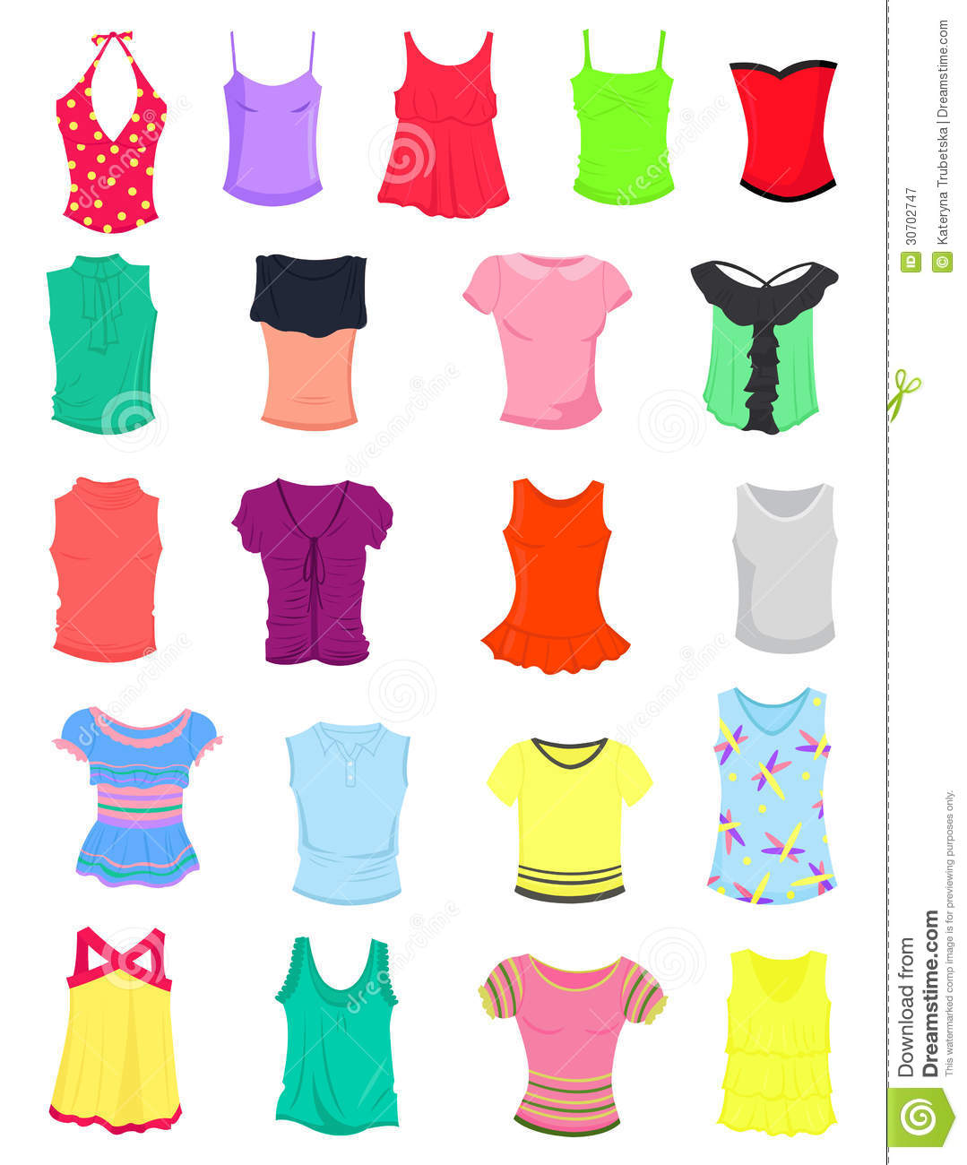 Art Unlimited Sportswear: T-shirts And Tank Tops Stock Vector. Illustration Of Front