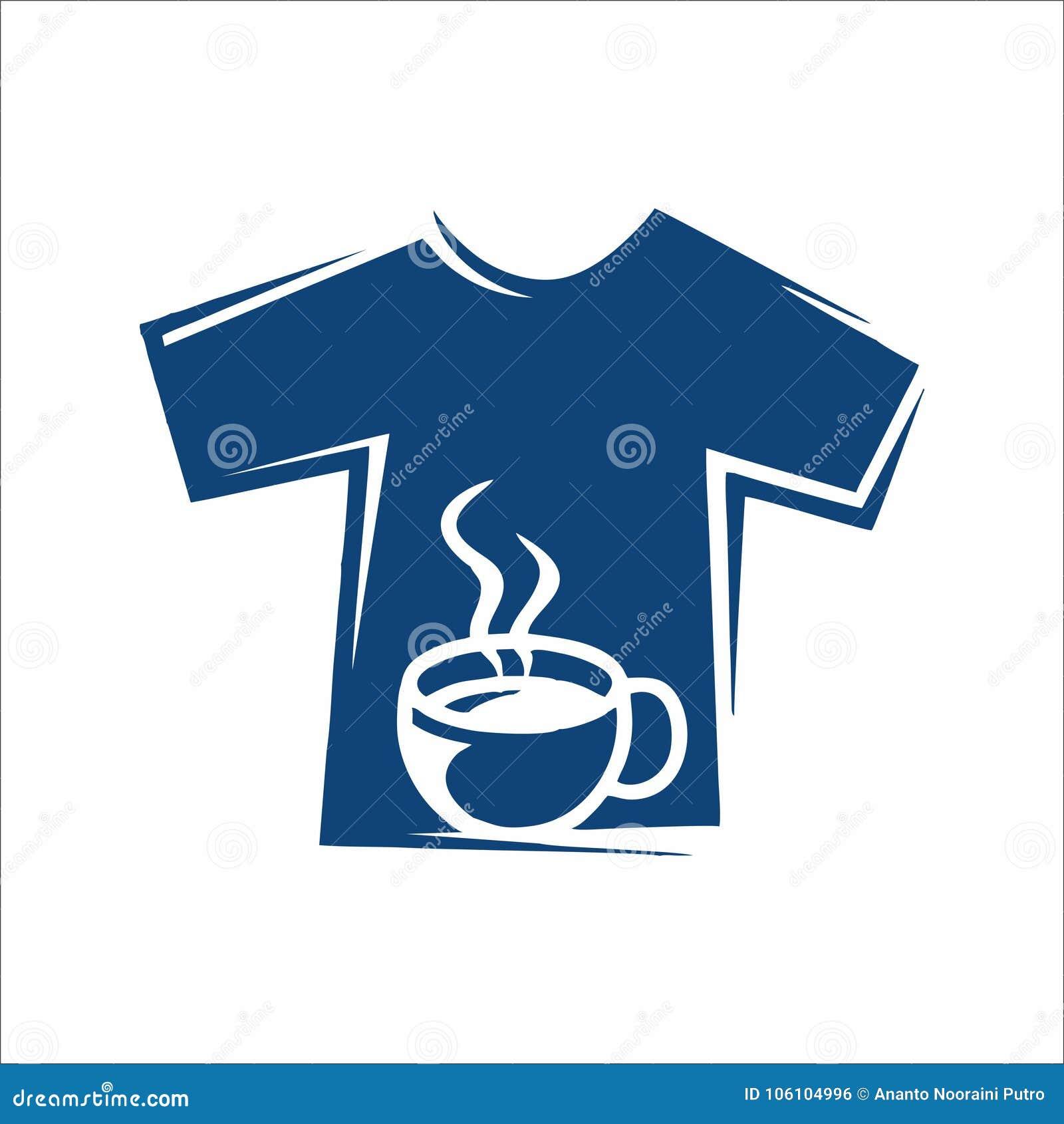 T-Stücke und Kaffee logoac