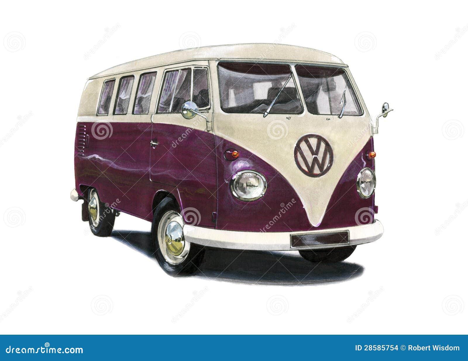 T1 de VW Campervan