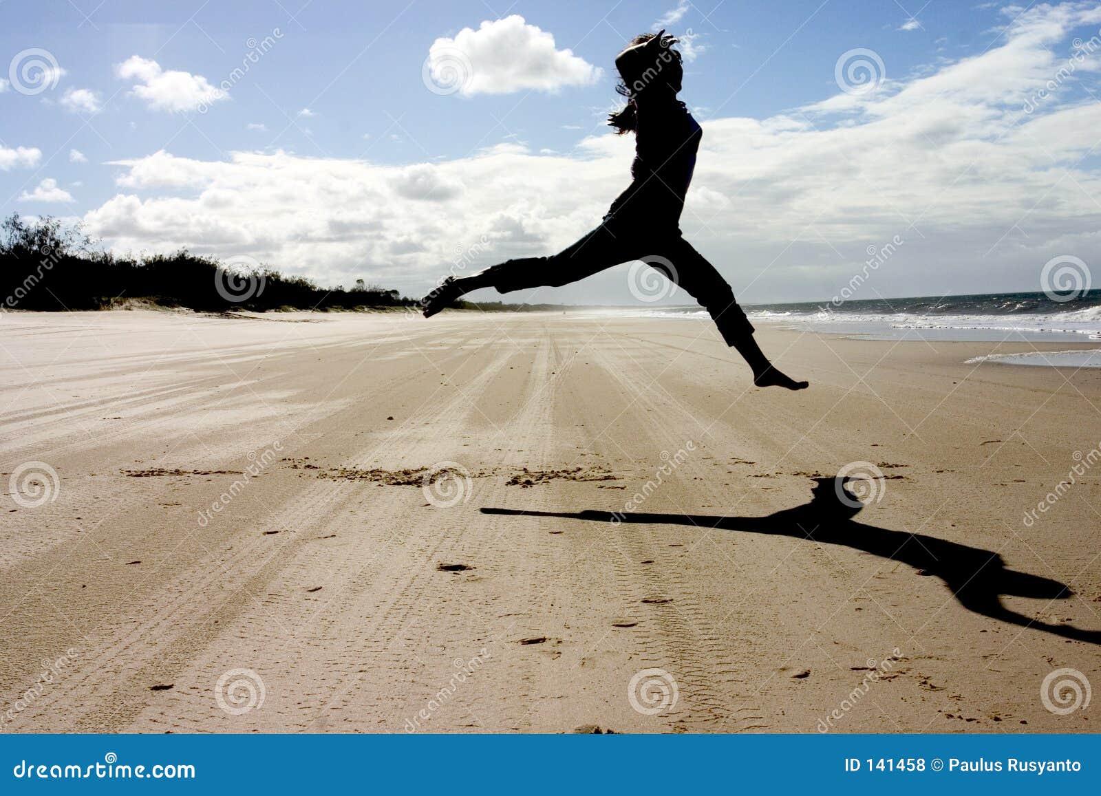Tańcz na plaży