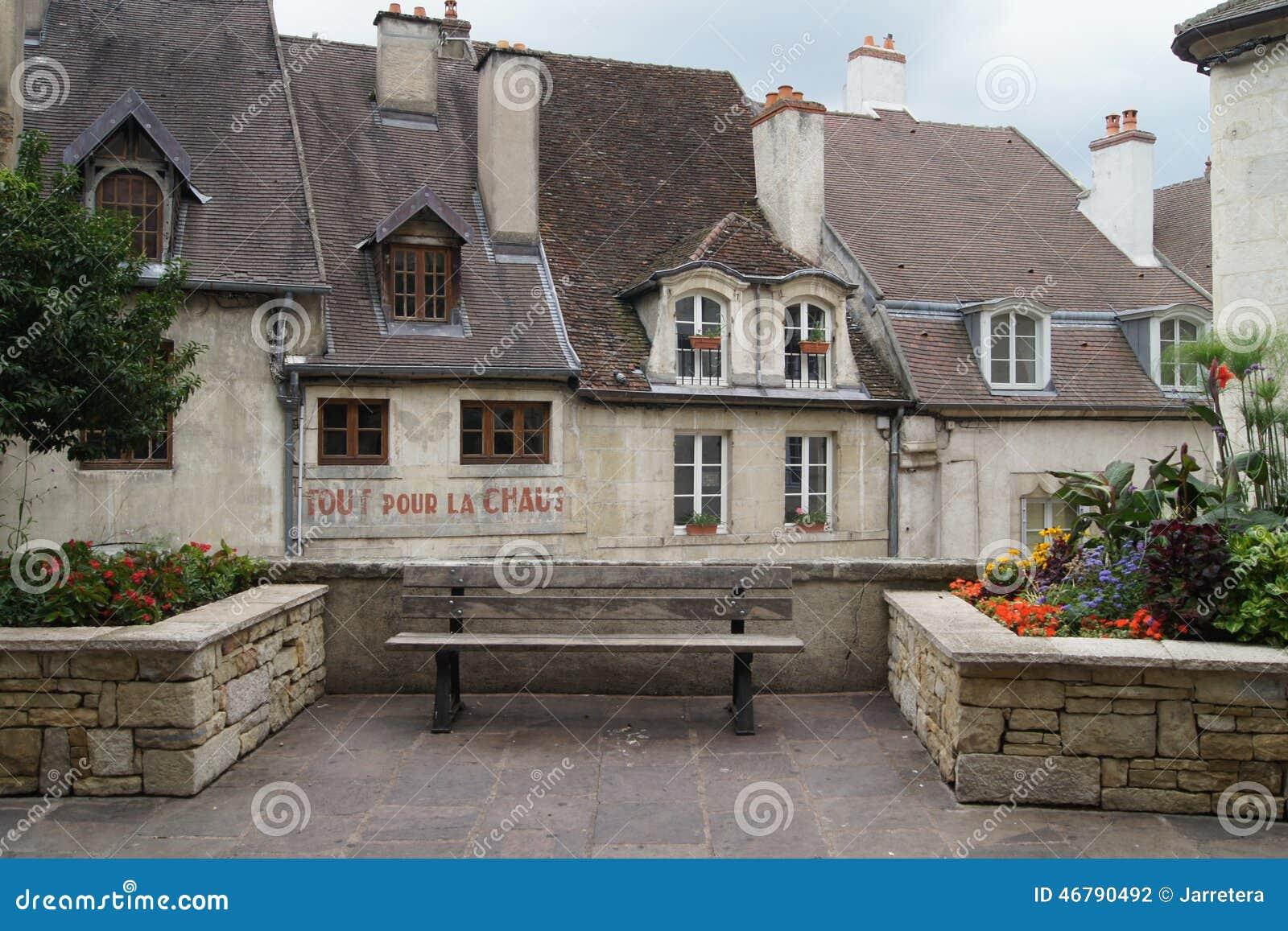 fransk stad