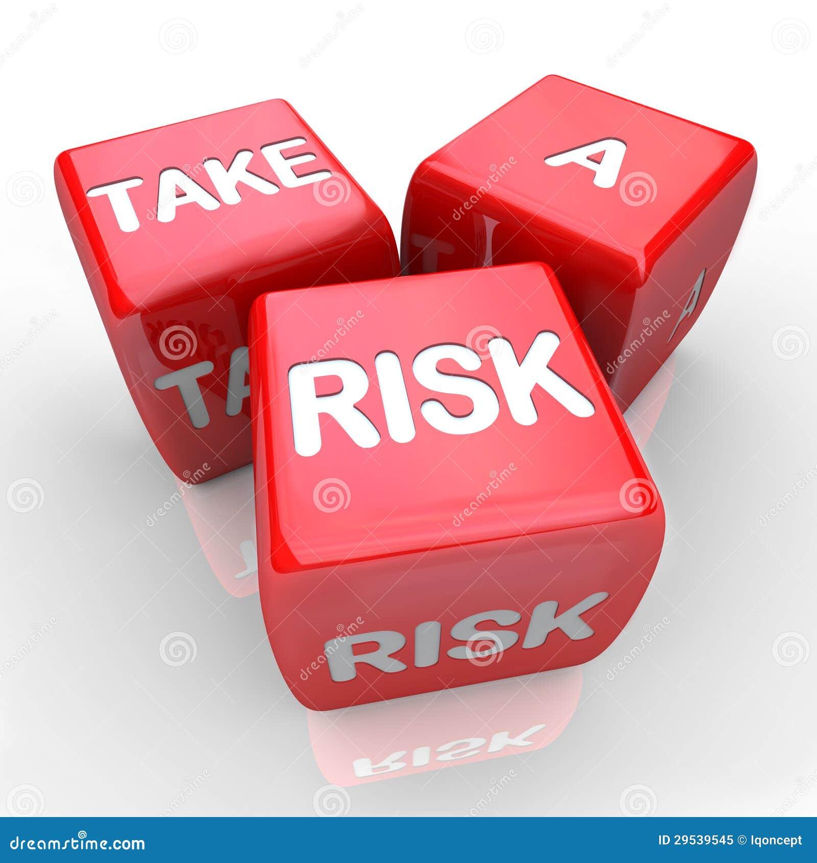Ta en risk - rulla tärningen