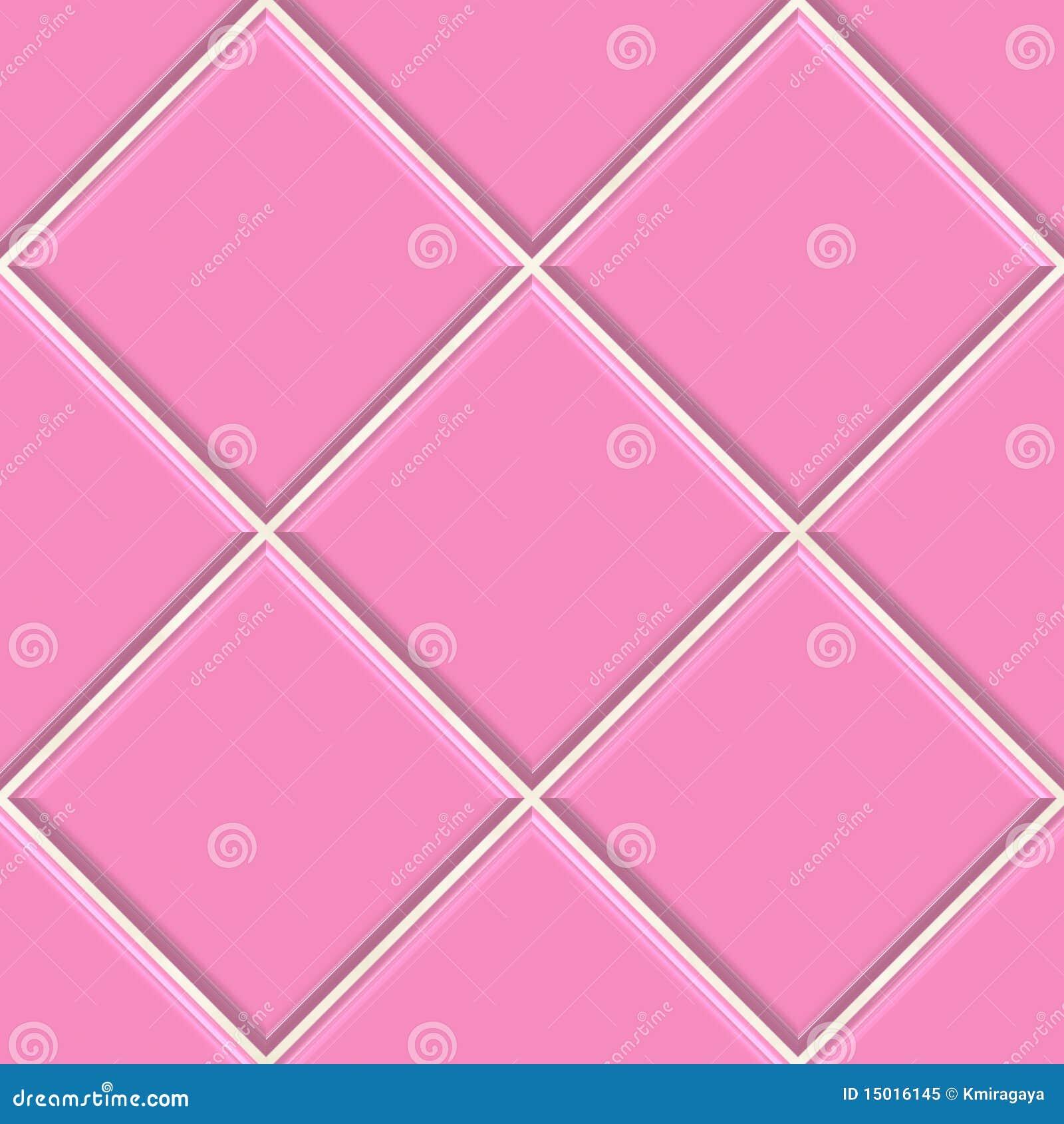 Bathroom Ceramic Tile Design Tła R 243 żowe Bezszwowe Tekstury Płytki Zdjęcie Royalty Free