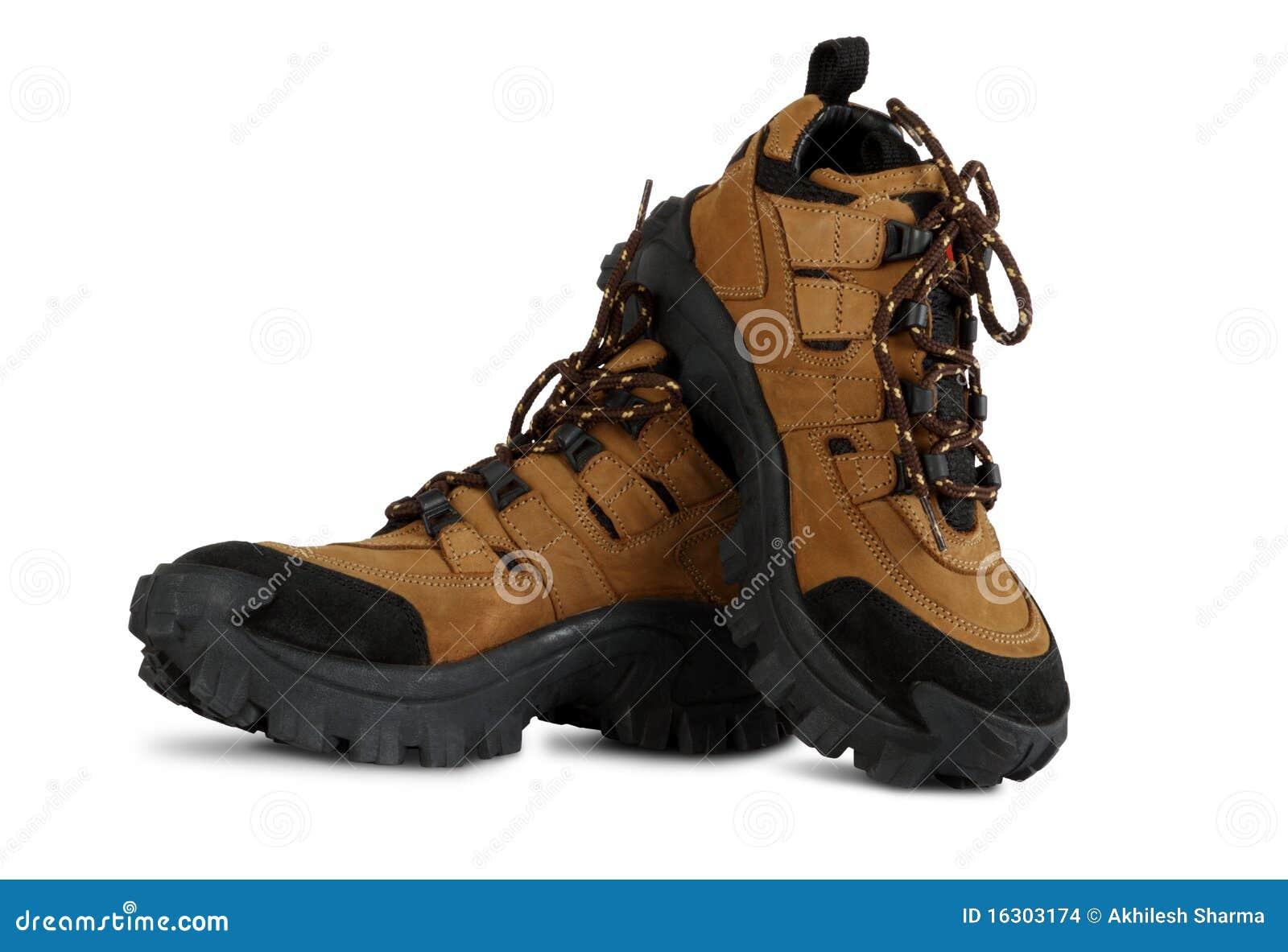 Taaie wandelingsschoenen