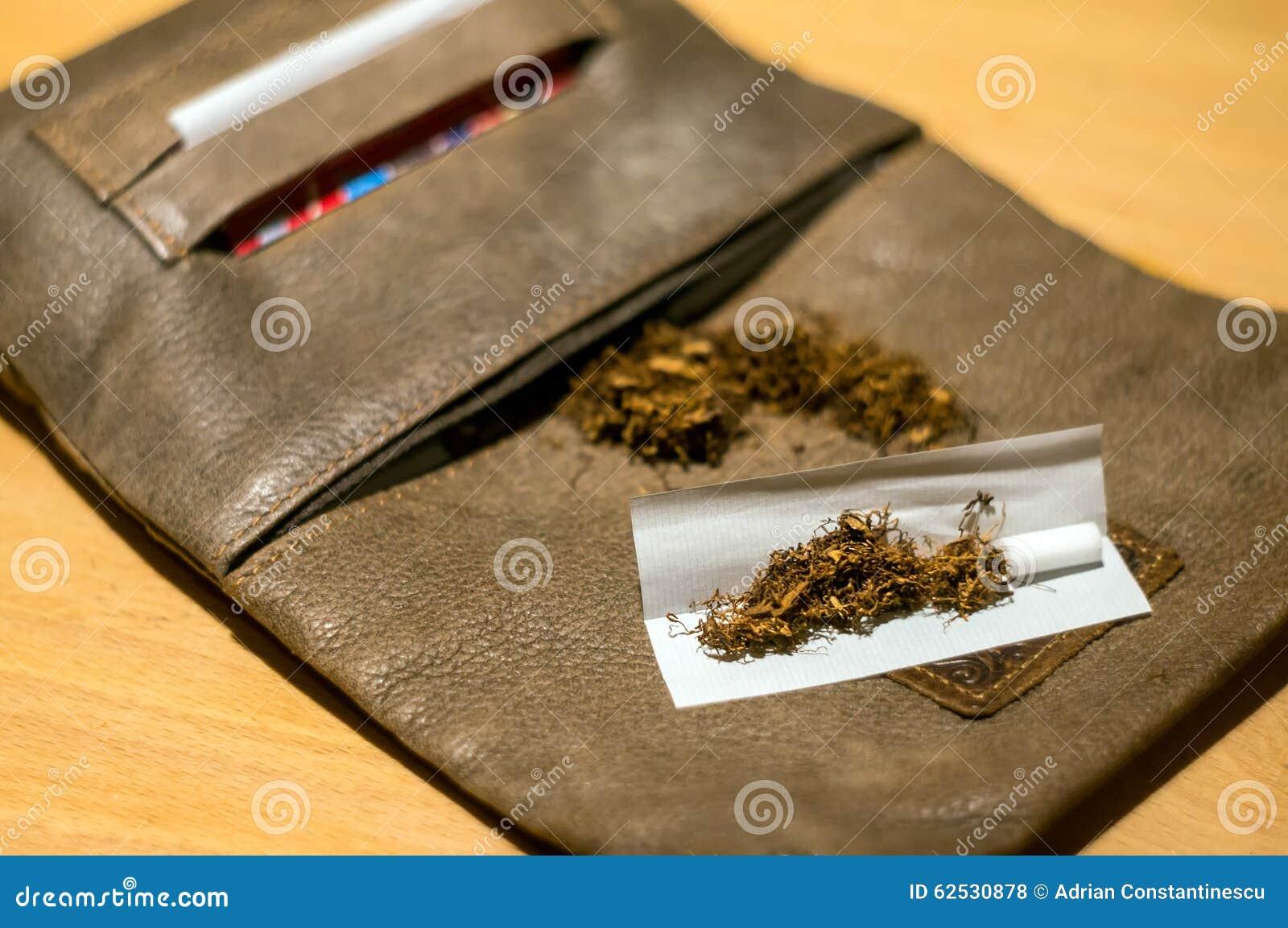 Tabacco皮革囊