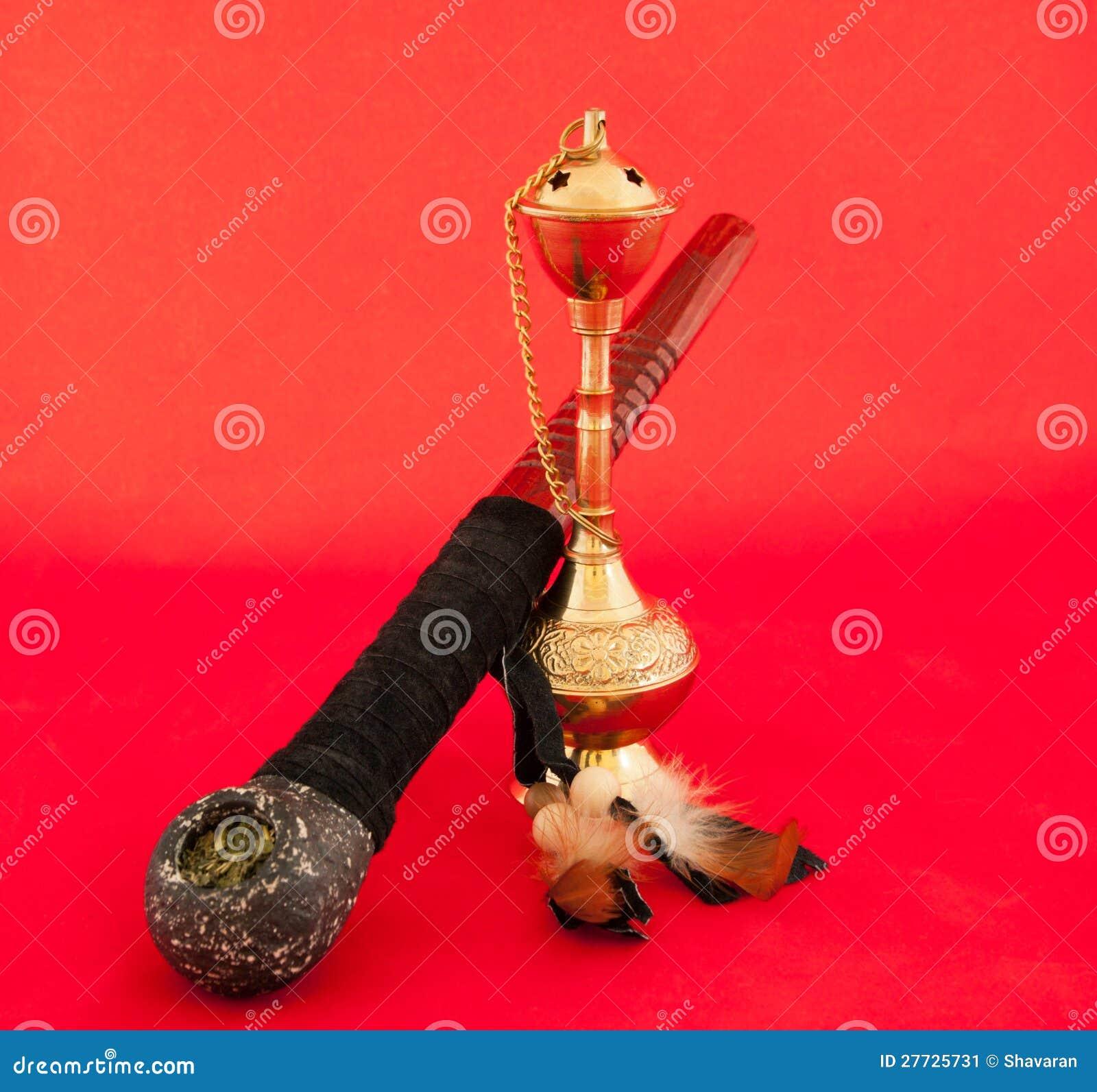 Tabacco Rohr und Huka