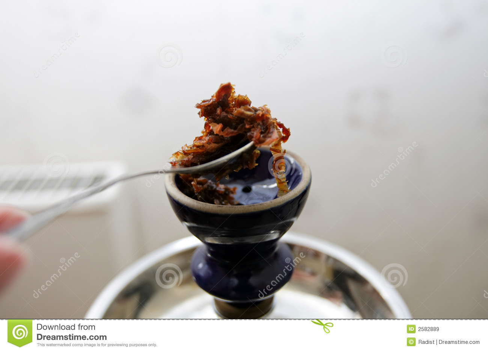 Tabak voor hooka