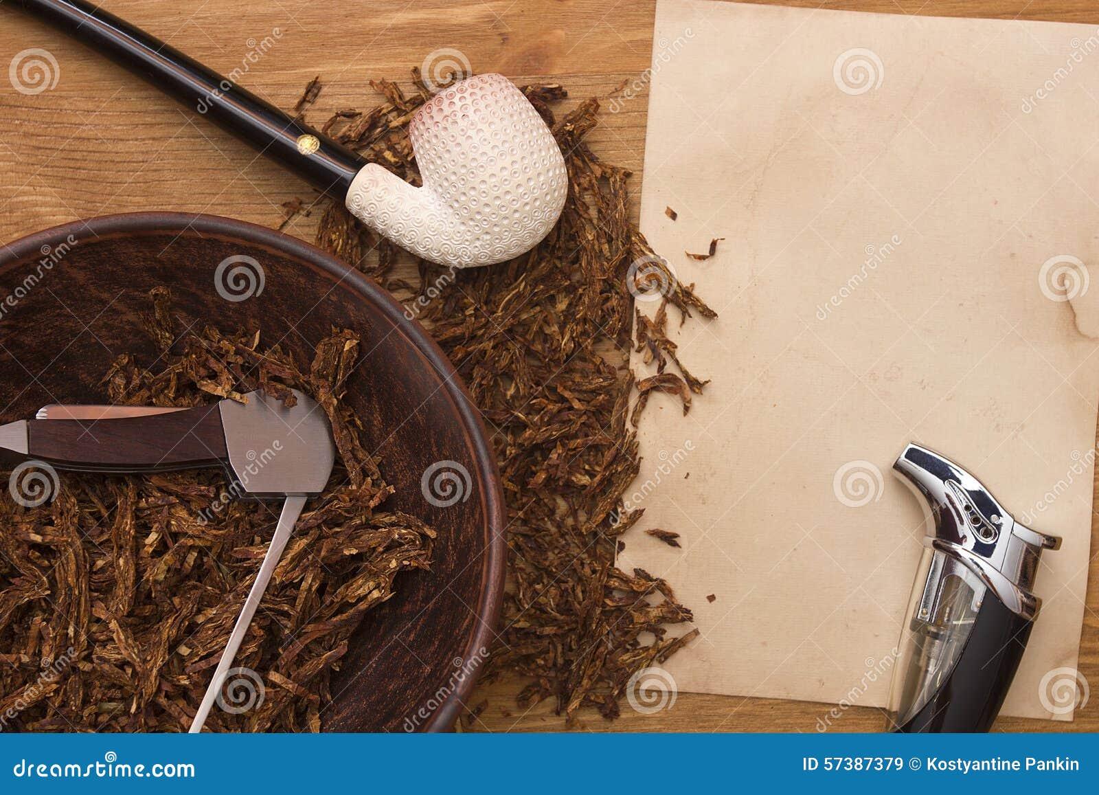 Tabak voor pijp