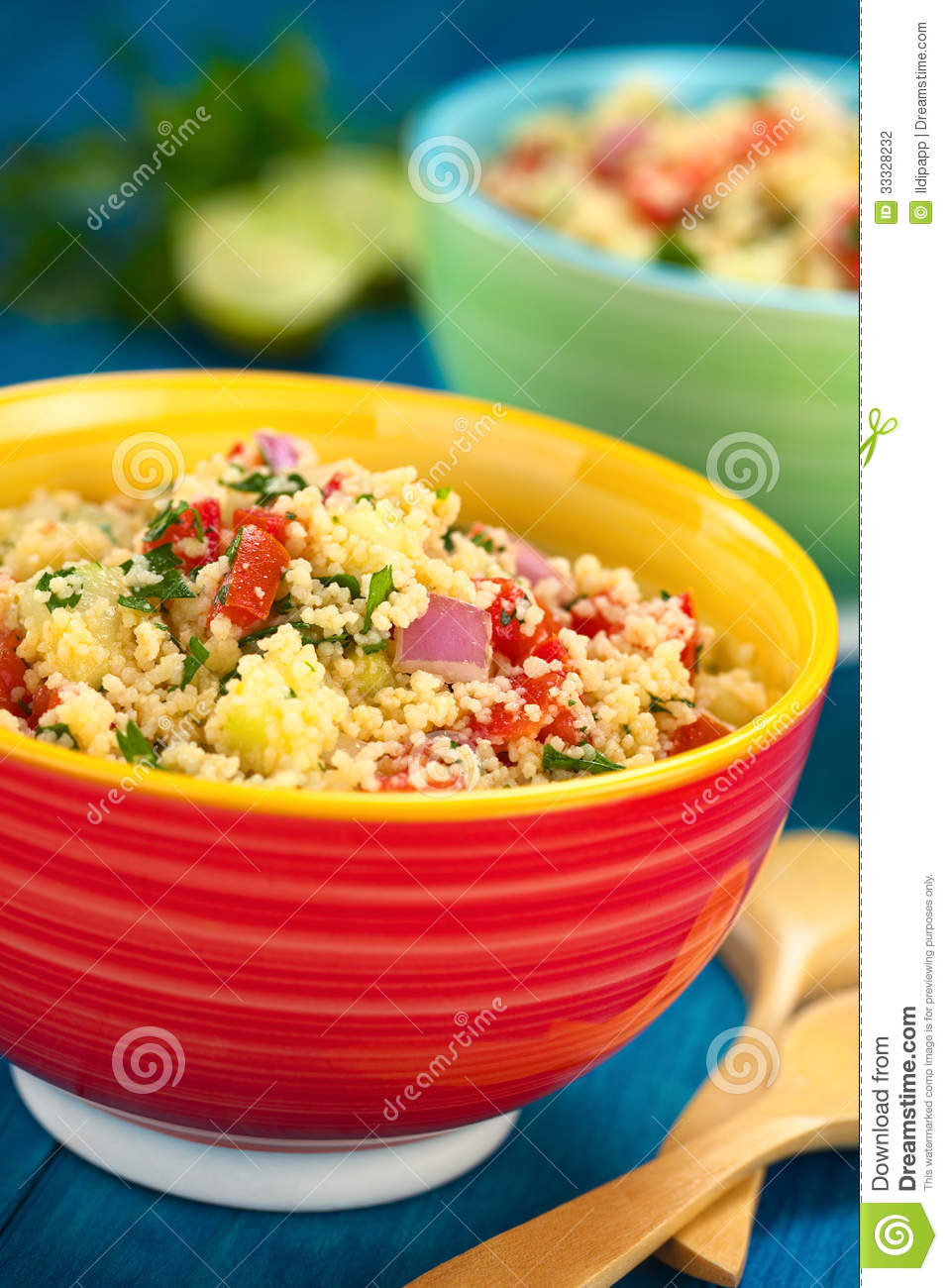 Tabbouleh Stock Photography - Image: 33328232