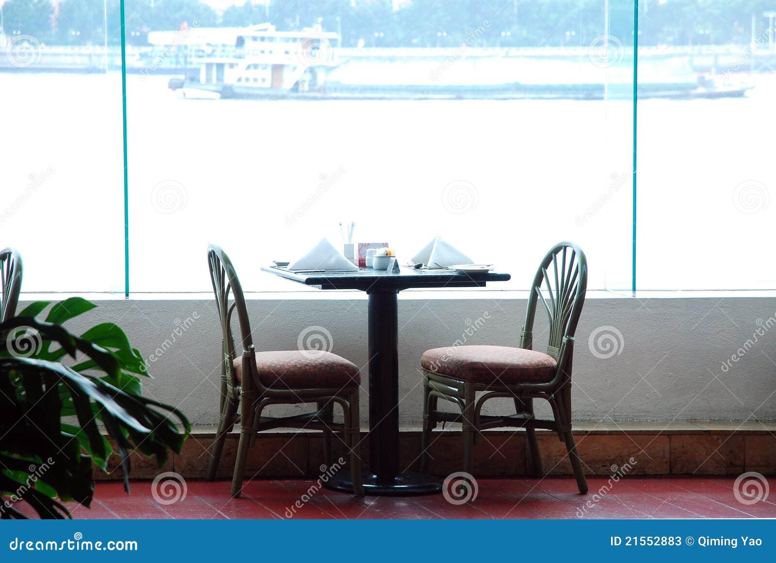 Tabela no restaurante