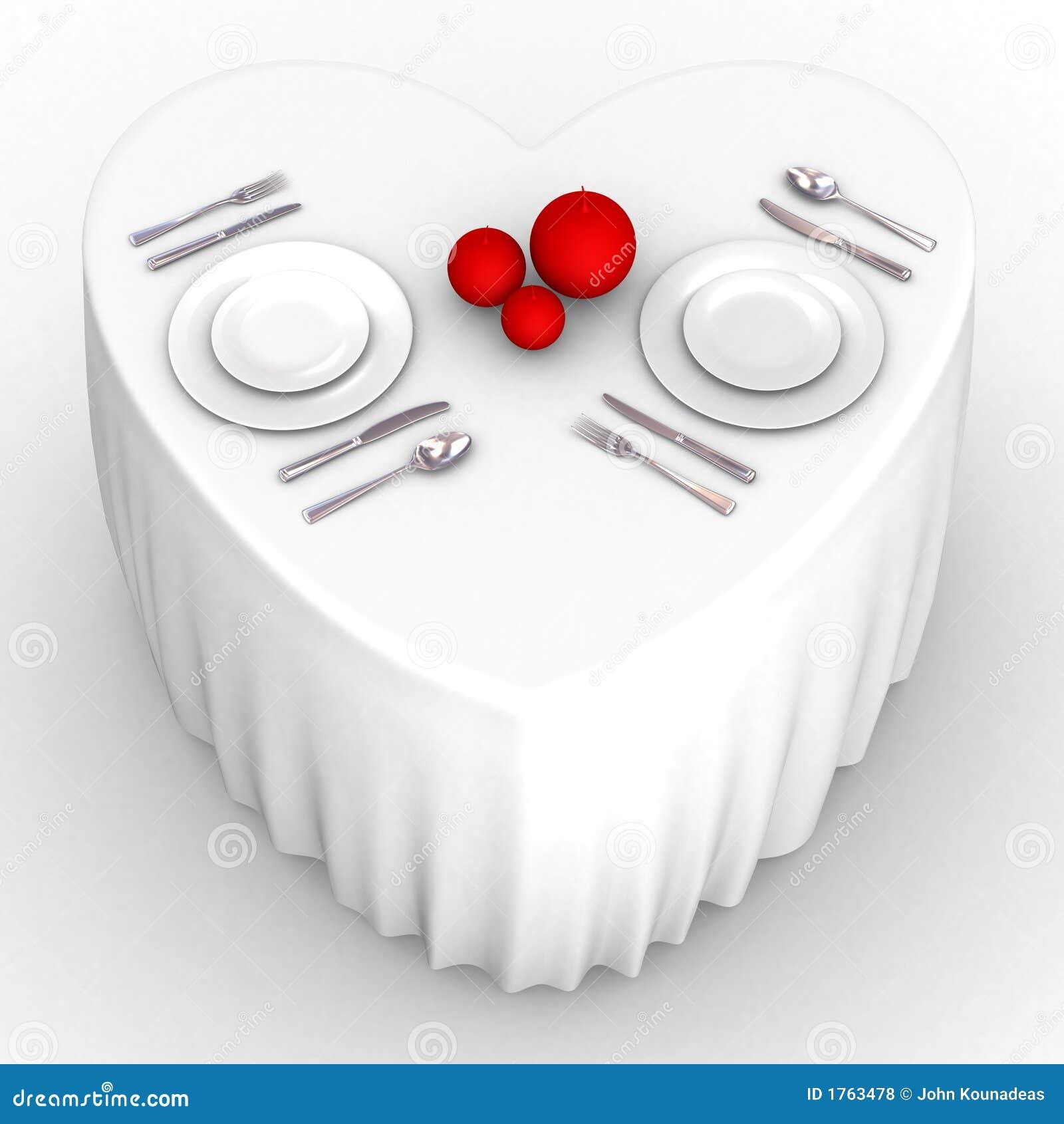 Tabella del cuore 3d