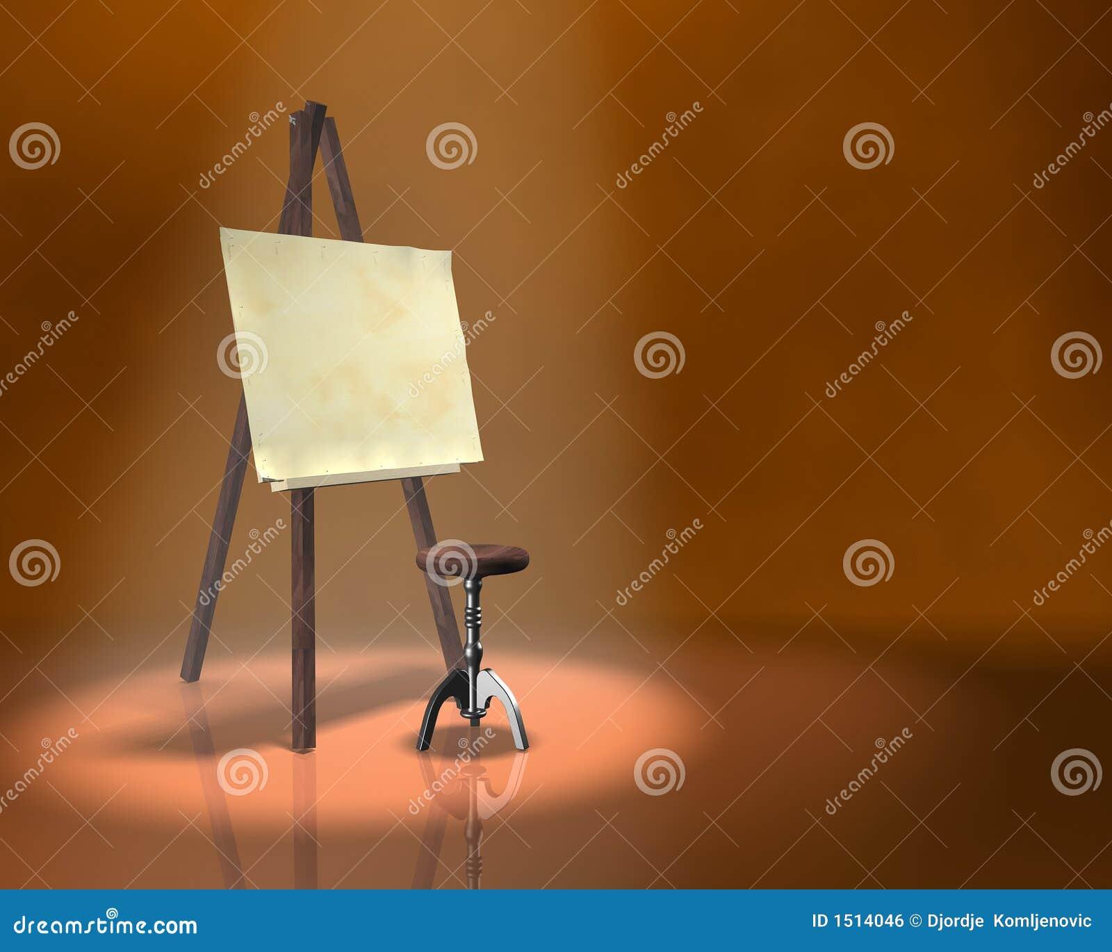 Tabella dell artista