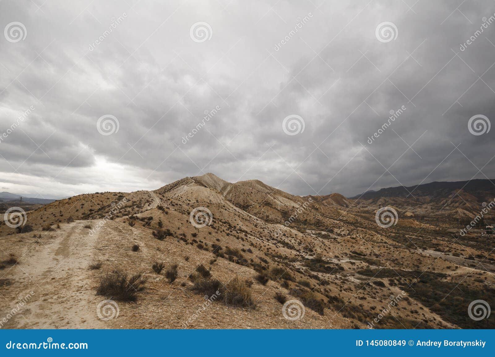 Tabernas έρημος - AlmerÃa, Ισπανία