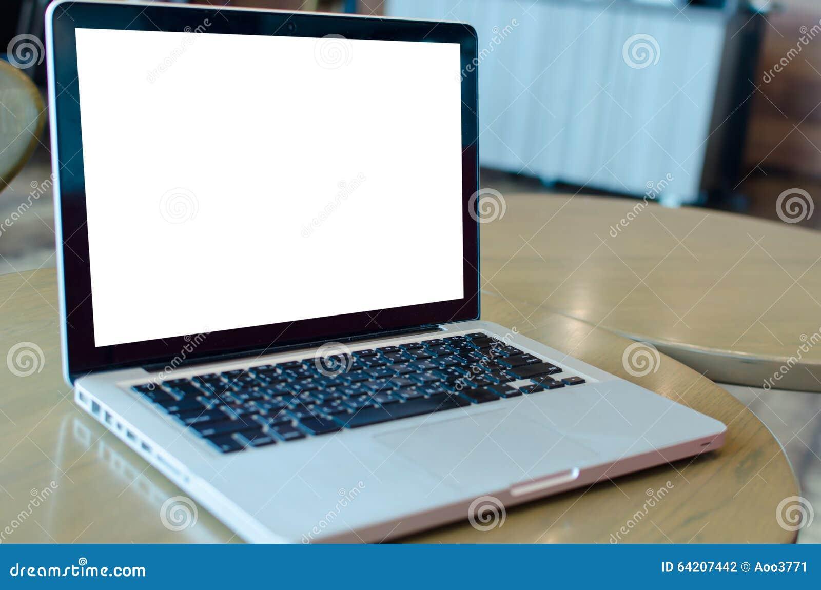 Tabla del ordenador portátil del ordenador